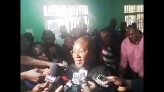 Maître Béa, avocat des six militaires sur le report du verdict au 03 mars 2016