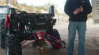 9. Polaris RANGER RZR XP 900 Suspension Overview