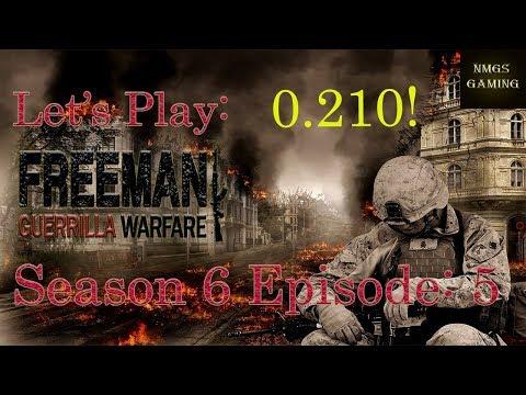 "Let's Play Freeman: Guerrilla Warfare, Season 6, Episode 5:"" 0.210 IS OUT"""
