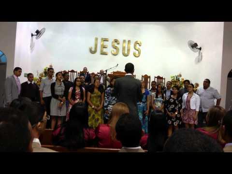 O Dia da Vitória  Coro Jovem Alto Santo Inácio