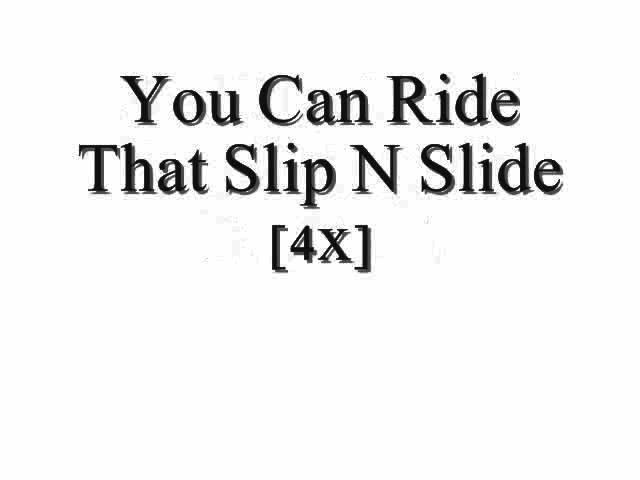 Baeza-slip-n-slide-lyrics
