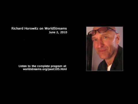 Richard Horowitz on WorldStreams