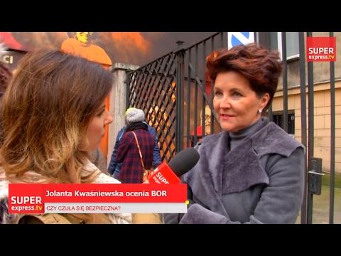"""Jolanta Kwaśniewska o ochronie BOR: """"Nie było momentu, żebym nie czuła się bezpieczna"""""""