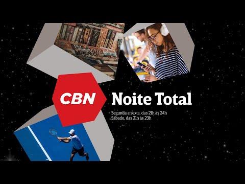 CBN NOITE TOTAL - 19/10/2020