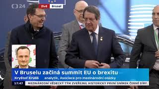 V Bruselu začíná summit EU o brexitu. Co od něj čekat?