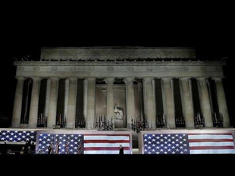 Στην Ουάσινγκτον για την ορκωμοσία του ο Ντόναλντ Τραμπ