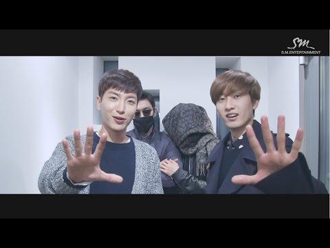 Super Junior The 7th Album 'MAMACITA' Music Video Event!! – High-Five Event