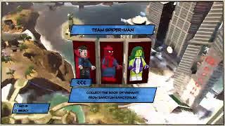 Pbenson2400 lego Marvel Super hero 2