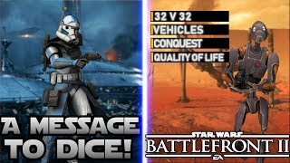 Why Arcade Mode Needs to be Improved - Star Wars Battlefront 2