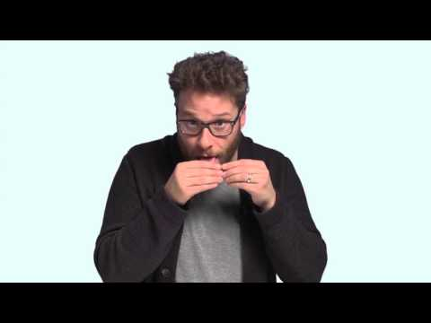 Seth Rogen Demonstrates How to Roll a Proper