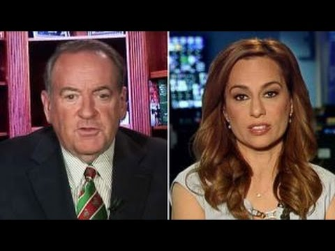 Huckabee and Roginsky on possibility Russia hacked election (видео)