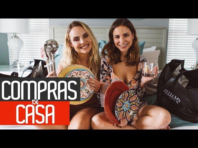 Compras de Casa nos Estados Unidos - com Layla Monteiro - Sonhos de Crepom