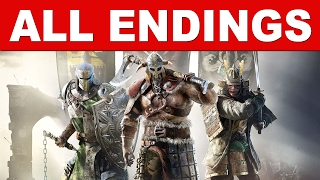 For Honor All Endings For Honor Full Final Ending For Honor Knight Ending For Honor Viking Ending For Honor Samurai Ending For Honor All 3 Chapter EndingFor Honor Knights Chapter Ending: 00:00:09For Honor Vikings Chapter Ending: 00:07:03For Honor Samurai Chapter Ending: 00:12:05Enjoy all 3 chapter endings from For Honor including the final ending (Knights Ending/Vikings Ending/Samurai Ending). A complete cutscenes movie will be uploaded soon. Don't forget to like the video and leave a comment. We really appreciate your feedback. Also, please click the subscribe button and help us grow bigger to create better quality content. Check out our videos here: https://www.youtube.com/user/gamefreakdudes/videosFor Honor EndingFor Honor Final EndingFor Honor Complete EndingFor Honor Full EndingFor Honor All EndingsFor Honor All 3 EndingsFor Honor All 3 Chapter EndingsFor Honor Knights EndingFor Honor Vikings EndingFor Honor Samurai Ending