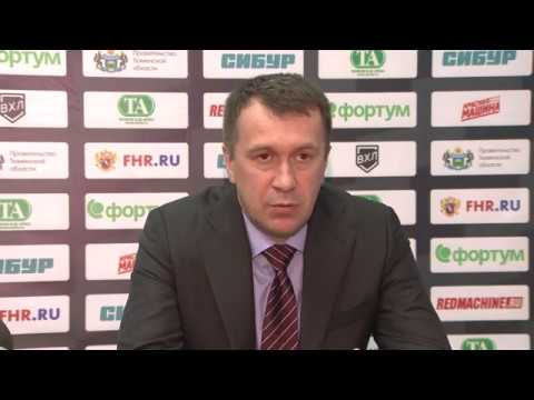 Владислав Хромых после матча с