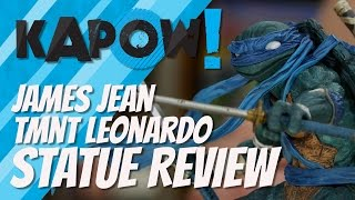 James Jean TMNT Leonardo Review