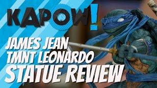 James Jean TMNT Leonardo Review