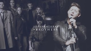 SUPERNATURAL ► BROTHER (sung by Jensen Ackles)