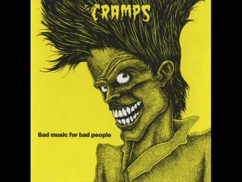 Garbageman (Song) by The Cramps