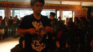 Contact Juggler - CJ.ER VietNam In Festival Hoa Đà Lạt 2013