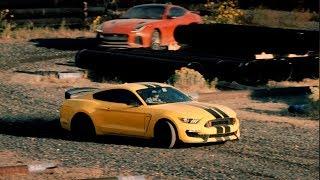Video The Ken Block V8 Police Chase Challenge | Top Gear: Series 25 MP3, 3GP, MP4, WEBM, AVI, FLV Mei 2018