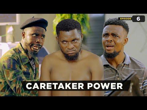 Action Caretaker | Mark Angel TV | Funny videos