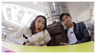 Video SunnyApril D25: Whats in my Bag Versi Cewek & Cowok Ft. KoreaReomit MP3, 3GP, MP4, WEBM, AVI, FLV Juni 2019