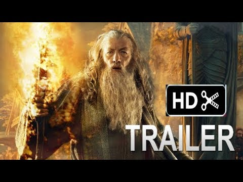 The Silmarillion movie Trailer- Return Of Sauron 2019,Hugo Weaving ,Ian McKellen(fan made)