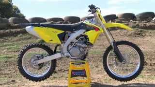 2. MXTV Bike Review - 2015 Suzuki RM-Z 450