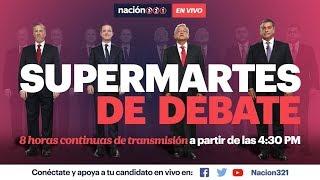 Video SUPERMARTES DE DEBATE | #Nación321EnVivo MP3, 3GP, MP4, WEBM, AVI, FLV Juni 2018