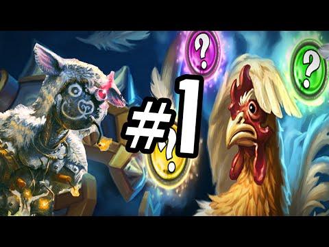Hearthstone Lightning Quiz #1 - FOLLOW THE RULES!