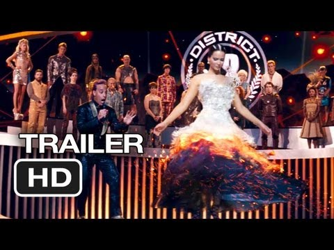 The Hunger Games: Catching Fire Trailer 1 (2013) - Jennifer Lawrence Movie HD