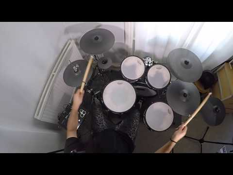My Own Grave - As I Lay Dying【drum Cover】