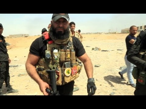 Meet Abu Azrael The Iraqi Rambo (2015) - He Has Killed 1,500 ISIS Members And Is A Beast