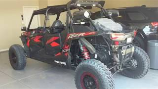4. 2018 Polaris RZR XP 4 1000 Turbo Fox Edition 32