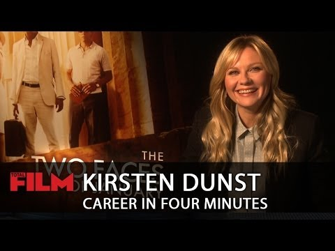 Kirsten Dunst - The Two Faces Of January star talks us through her career. Jumanji, Spider-Man, Bring It On, Sofia Coppola, Lars Von Trier, Woody Allen, Tom Cruise and more!