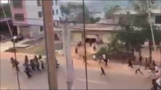 Bulawayo Zimbabwe  city images : Bulawayo - Zimbabwe - ZRP Outnumbered! Latest Footage!