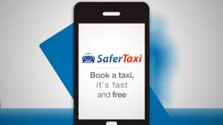 SaferTaxi - safer, easy, fast YouTube video