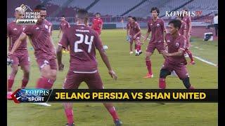 Hadapi Shan United Persija Tanpa Dany Saputra dan Silvio Escobar