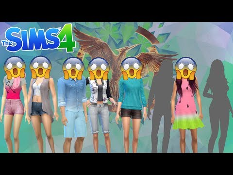 A DOUBLE DEATH?! - Sims 4 | Youtuber Hunger Games | Season 3 | Ep.6