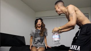 Download Video Getting Her Wet Prank MP3 3GP MP4