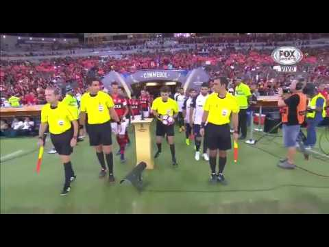 Mosaico do Flamengo na estréia da taça libertadores da América - Nação 12 - Flamengo