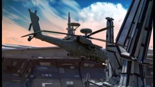 CHAOS Combat Helicopter 3D YouTube video