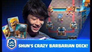 Video SHUN HOSTED A BARBARIAN PARTY IN CRL ASIA! | SHUN VS TNT | CRL Asia MP3, 3GP, MP4, WEBM, AVI, FLV November 2018