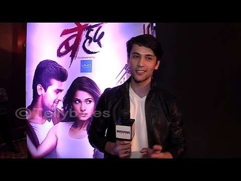 Sumit Bhardwaj aka Aayan of Beyhadh in conversatio