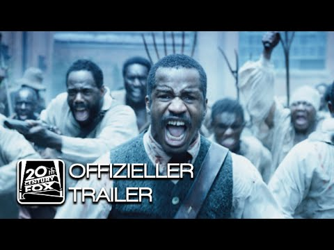 The Birth Of A Nation - Aufstand zur Freiheit | Trailer 1 | HD Deutsch | Nate Parker (2016)