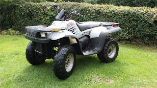 2. FIRST POLARIS QUAD BIKE ATV! - MAGNUM 330 IS IT ANY GOOD?