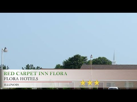 Red Carpet Inn Flora - Flora Hotels, Illinois
