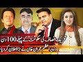 First 100 Days of PTI Government   Express Experts 13 November 2018   Express News
