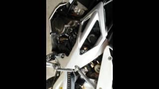 5. Aprilia RXV 450 Start up
