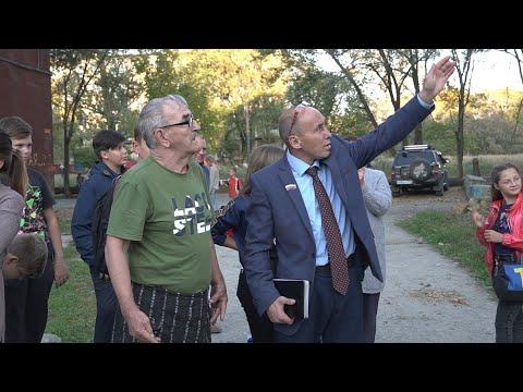 Виталий Наливкин решил проблемы аварийного дома